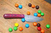 Faire un couteau