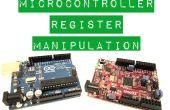 Manipulation de Registre microcontrôleur