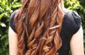 Comment boucler vos cheveux avec un fer plat