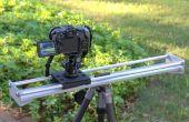 Léger poids trépied appareil photo Slider pour DSLR