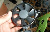 Vieux PC Fan---> éolienne en 10 Minutes