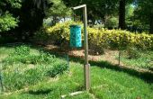 Topsy Turvy tomate planteur Stand