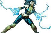 Costume de corps de X-Men et Gantelets de puissance