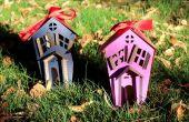 Maisons hantées de papier