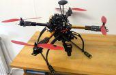 Construire un quadcopter HK X650F pour GoPro style vidéo et la photographie