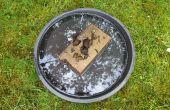 Les oiseaux de manger les limaces invasives d'enseignement / un Poison gratuit Slug Killer