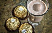 Ferrero Rocher cordiales