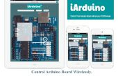 Contrôler l'Arduino Board sans fil avec iPhone, iPad ou iPod Using iArduino App et bouclier Ethernet