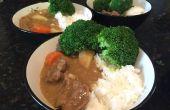 Riz au Curry japonais (à partir de zéro aucun paquet Mix)