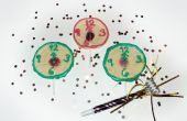 Recette du nouvel an : compte à rebours Cookie pop de Dum Dum