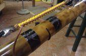 Bambou Paracord Jig avec stockage & Monkey Fist Jig