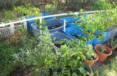 Simple et rapide, PVC jardin système d'arrosage (pour moins de $70)