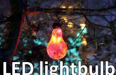 LED ampoule ornement