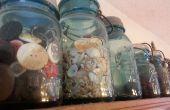 Contenants de collecte Mason Jar