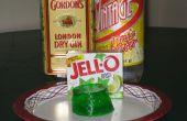 Gin et Tonic Jello Shots