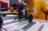 Commission paritaire de recours Robot