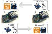 Intel Remote bidirectionnelle Edison Buzzer