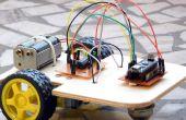 Base de prototypage Robot multifonctions contreplaqué