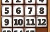 Comment faire pour résoudre les 15 Puzzle