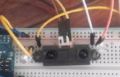 Alarme de l'Arduino IR