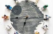 Interchangeables Lego Star Wars horloge mon fils