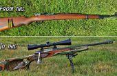 Sporterize un fusil Surplus militaire
