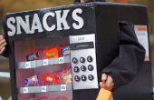 Costume d'Halloween Vending Machine