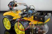 50 % de rabais : Bluetooth multi-fonctions voiture Kit voiture intelligente pour Arduino