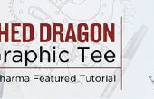 Embelli Dragon Graphic Tee