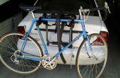 Verrouiller votre porte-vélos/vélos à votre véhicule...