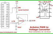 Arduino Pulse-Width Modulation numérique-Conversion analogique