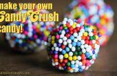 Faites vos propres bombes de couleur candy Candy Crush