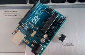 Comment programmer le ATtiny85 avec la carte de Arduino uno