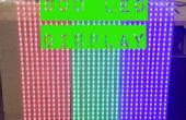 Affichage à LED 900