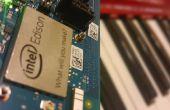 Synthétiseur MIDI programmable avec Intel Edison et Csound