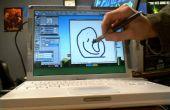 Pirater portable mac pour être une tablette mac en 15 minutes ou Cintiq DIY