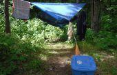 Ma configuration de Camp génial randonnée / liste de contrôle !