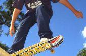 Half-Pipe de skateboard