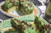 Sweet & épicé cuit à la vapeur sol boeuf Cake