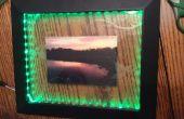 RGB LED Photo Frame (musique contrôlée)