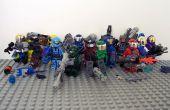 Canons de LEGO Halo : un How-to