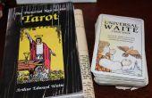 Lecture des cartes de Tarot