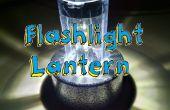 Convertir votre lampe de poche dans une lanterne !
