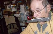 Un support musical harmonica pour colons