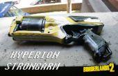 Réplique de pistolet nerf Strongarm Borderlands 2 Hyperion