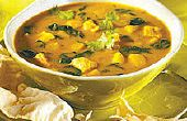 Mulligatawny : Une Anglo-Indien soupe