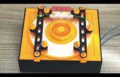 Générateur électrostatique - version simple disque