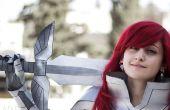 Heart Kreuz Armor d'arnaud Scarlet : épée