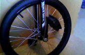 Poignées de pédales de monocycle/cycle