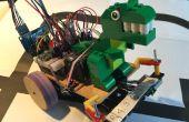 Labyrinthe du solveur Robot, à l'aide de l'Intelligence artificielle avec Arduino